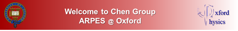 Chen group in Oxford